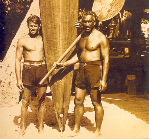 The Duke p.45 History of Surfing